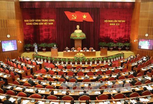 Giới thiệu nhân sự Chủ tịch nước, Thủ tướng, Chủ tịch Quốc hội ảnh 1