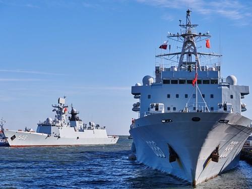 Tình báo Mỹ vạch mặt Trung Quốc ở Biển Đông ảnh 1