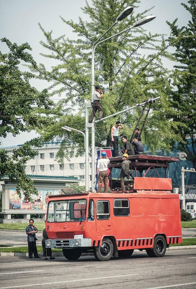 """Những hình ảnh """"chụp trộm"""" về đất nước bí ẩn nhất thế giới ảnh 15"""