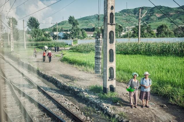 """Những hình ảnh """"chụp trộm"""" về đất nước bí ẩn nhất thế giới ảnh 22"""
