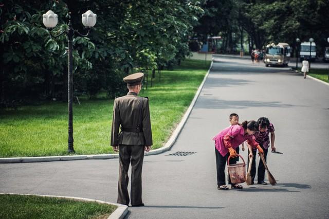 """Những hình ảnh """"chụp trộm"""" về đất nước bí ẩn nhất thế giới ảnh 1"""