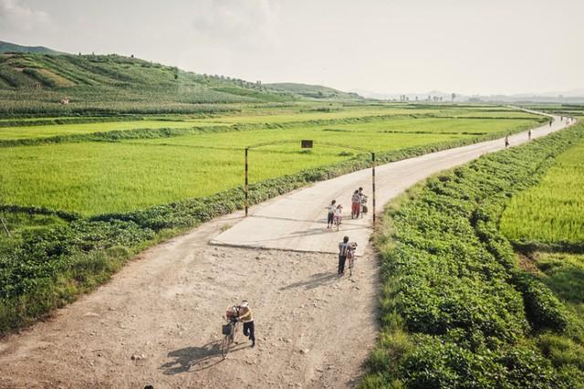 """Những hình ảnh """"chụp trộm"""" về đất nước bí ẩn nhất thế giới ảnh 20"""