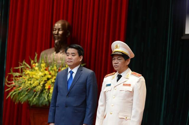 Thiếu tướng Đoàn Duy Khương làm Giám đốc Công an Hà Nội ảnh 2