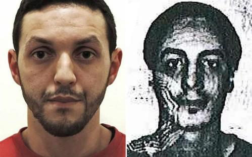 Chân dung hai nghi phạm đánh bom khủng bố Bỉ ảnh 1