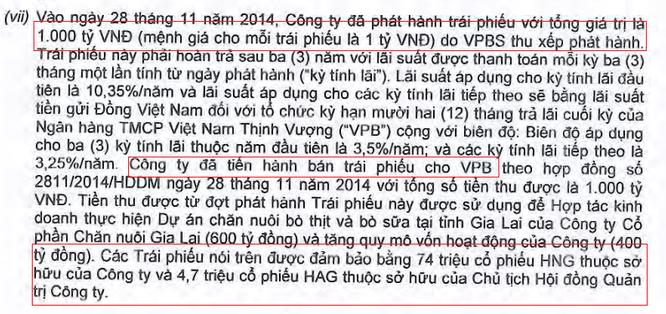 """Hàng loạt ngân hàng """"ngậm đắng"""" với trái phiếu Hoàng Anh Gia Lai? ảnh 1"""