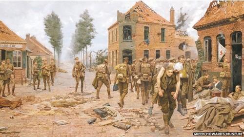 Tranh cãi về người lính Anh từng tha chết cho Hitler ảnh 1
