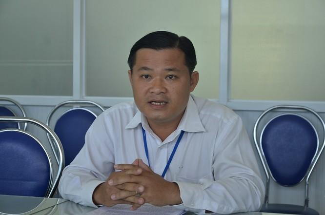 TP. HCM: Điều động Phó Công an quận 8 làm Phó Công an huyện Bình Chánh ảnh 1