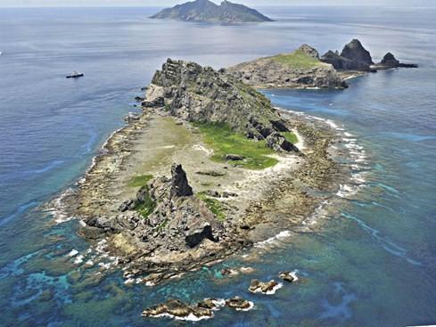 Đài Loan điều thêm tàu chiến đến gần đảo của Nhật ảnh 1