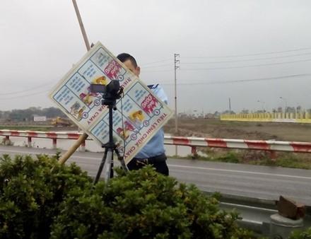 """""""Sóng ngầm"""" ở cao tốc Pháp Vân – Cầu Giẽ ảnh 1"""
