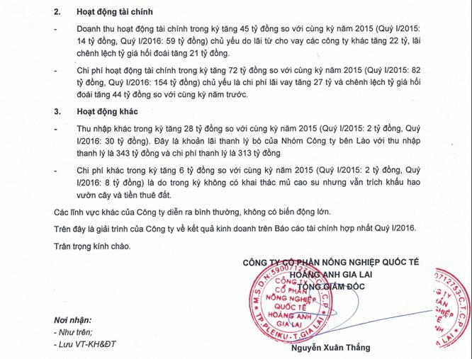 HNG đã thanh lý đàn bò bên Lào lấy 343 tỷ đồng ảnh 2