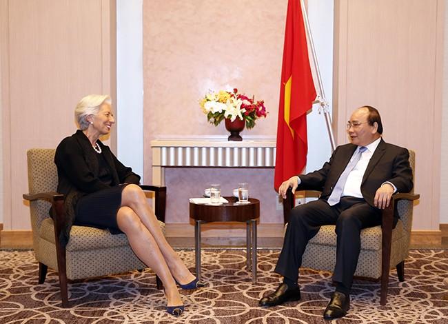 Thủ tướng hội kiến với nhiều lãnh đạo quốc tế trong chuyến công du Nhật Bản ảnh 3