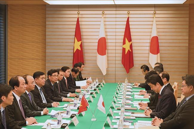 Thủ tướng Nguyễn Xuân Phúc kết thúc tốt đẹp chuyến công du tới Nhật Bản ảnh 1