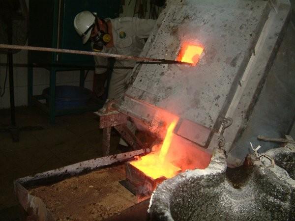 Doanh nghiệp đào 7 tấn vàng mang đi, để lại khối nợ 410 tỷ đồng ảnh 1