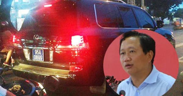 """Từ vụ Lexus Trịnh Xuân Thanh đến việc """"tự nguyện"""" tặng xe tiền tỷ cho Ninh Bình… ảnh 2"""