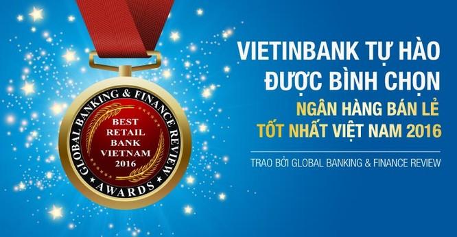 Có hay không chuyện ngân hàng Việt đi mua giải thưởng quốc tế? ảnh 4