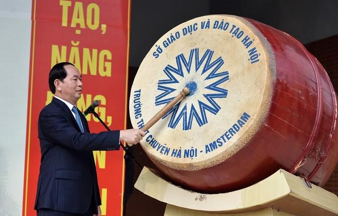 Thủ tướng Nguyễn Xuân Phúc: Chấn hưng giáo dục phải từ cơ sở ảnh 3