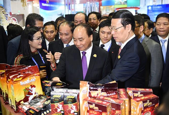 Thủ tướng Nguyễn Xuân Phúc dự lễ khai mạc CAEXPO và CABIS ảnh 1