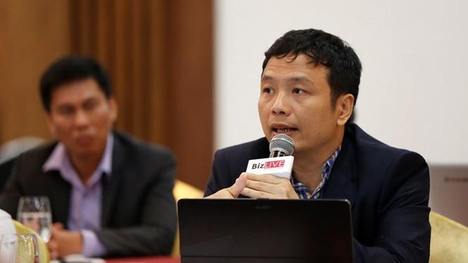 Ông Nguyễn Tú Anh, Vụ phó Vụ Chính sách Tiền tệ, NHNN.