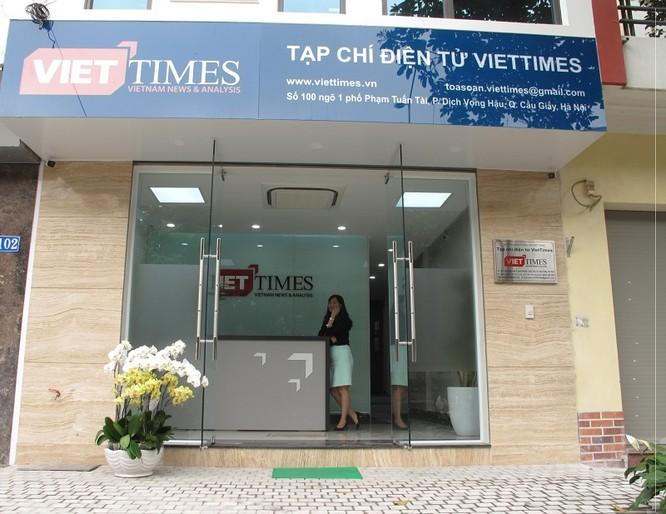 Phát triển VietTimes sâu về chuyên môn, chuẩn mực về chính trị ảnh 1