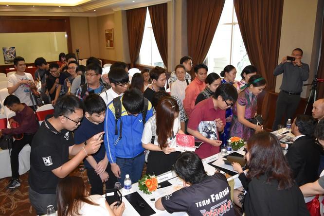 """Phát động """"Cuộc thi Họa sỹ truyện tranh Châu Á - Illustrator Contest Asia Championship"""" ảnh 2"""