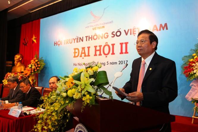 Thứ trưởng Bộ TT&TT Nguyễn Minh Hồng đắc cử Chủ tịch Hội Truyền thông số Việt Nam ảnh 2