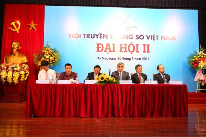 Thứ trưởng Bộ TT&TT Nguyễn Minh Hồng đắc cử Chủ tịch Hội Truyền thông số Việt Nam ảnh 1