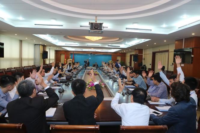Thứ trưởng Bộ TT&TT Nguyễn Minh Hồng đắc cử Chủ tịch Hội Truyền thông số Việt Nam ảnh 3