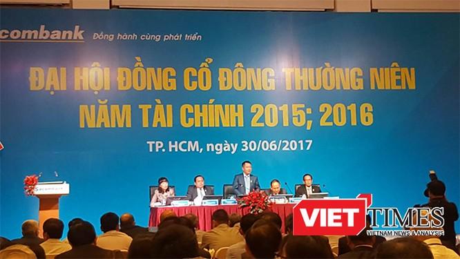 Ông Dương Công Minh đắc cử Chủ tịch HĐQT Sacombank ảnh 3
