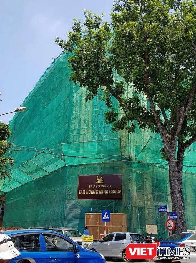 VIID đã chuyển nhượng STD Tower cho Tân Hoàng Minh? ảnh 1