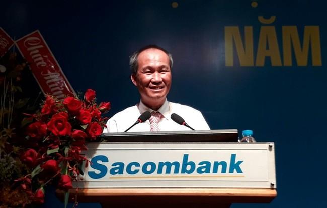 Về động thái bất ngờ ở Sacombank: Đổi mã STB thành SCM, chuyển niêm yết ra HNX ảnh 1