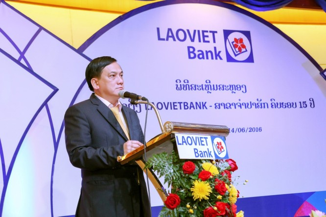 BIDV bắt đầu ghi nhận LaoVietBank là công ty con ảnh 2