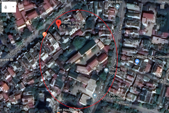 Khu đất 40 Lê Hoàn và đề xuất dự án BT Trường THPT Nguyễn Trãi ảnh 2
