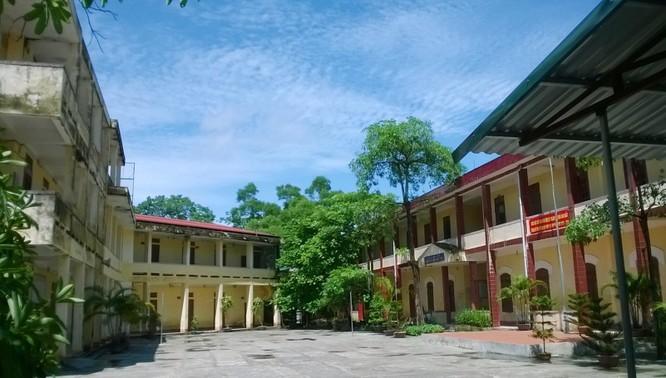 Khu đất 40 Lê Hoàn và đề xuất dự án BT Trường THPT Nguyễn Trãi ảnh 1
