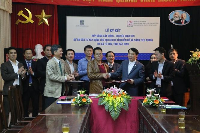 Bắc Ninh: Một ngày ký 3 Quyết định phê duyệt 3 dự án BT ảnh 1
