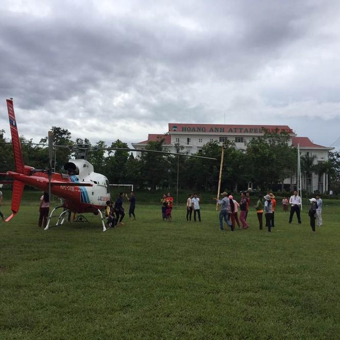 """Vụ vỡ đập thủy điện tại Lào: HAGL """"giải cứu"""" 24 công nhân trong hôm nay, hầu như không thiệt hại tài sản ảnh 1"""