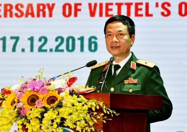 Gạch nối quá khứ và 'mặt trận mới' của tướng Nguyễn Mạnh Hùng ảnh 2