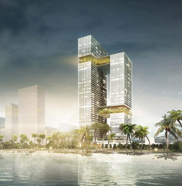 """""""Lận đận"""" khu đất đẹp nhất Quy Nhơn: Lại tìm nhà đầu tư thực hiện dự án 01 Ngô Mây ảnh 2"""