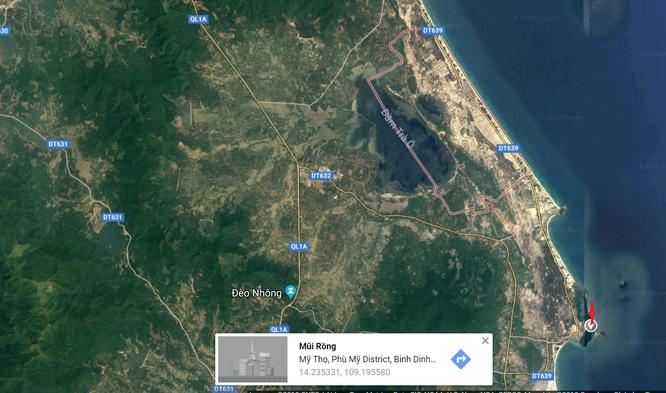 Sắp có thêm một quần thể nữa của FLC ở Bình Định, lần này là FLC Mũi Rồng