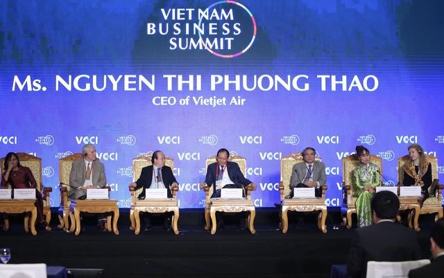 CEO Vietjet Nguyễn Thị Phương Thảo: Công nghệ không thay đổi thế giới mà là giấc mơ của con người - Ảnh 1.
