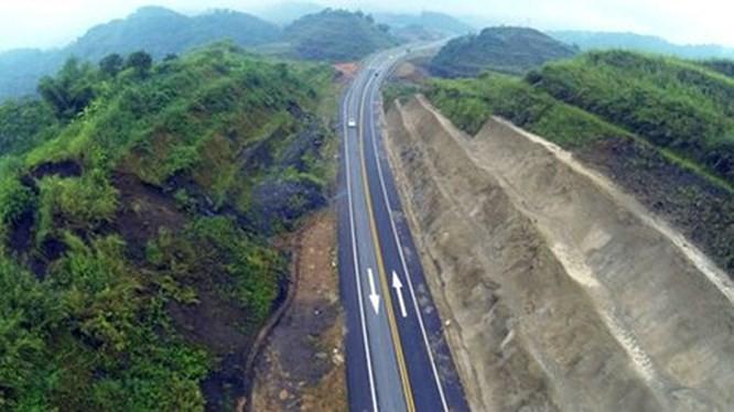 """Dự án BOT 2.510 tỷ đồng """"Đường nối cao tốc Nội Bài - Lào Cai đến thị trấn Sa Pa"""" đã được phê duyệt chủ trương"""
