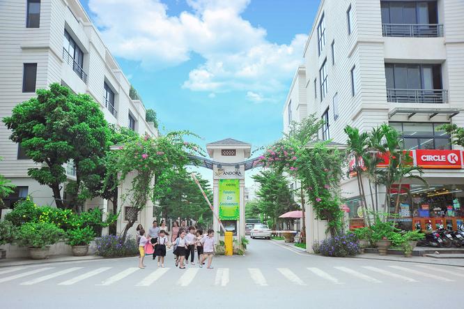 Thị trường BĐS Hà Nội: Đến khuyến mãi cũng phải chất và khủng ảnh 1