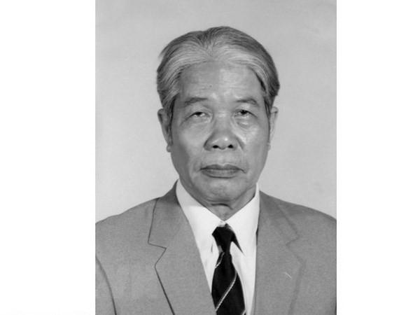 Quốc tang nguyên Tổng Bí thư Đỗ Mười trong hai ngày 06 và 07/10/2018 ảnh 1