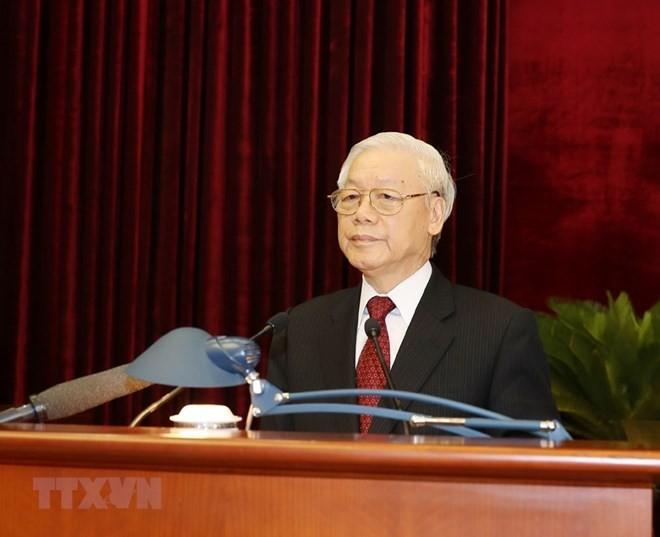 Bế mạc Hội nghị Trung ương 8: Đưa Việt Nam giàu lên từ biển ảnh 2