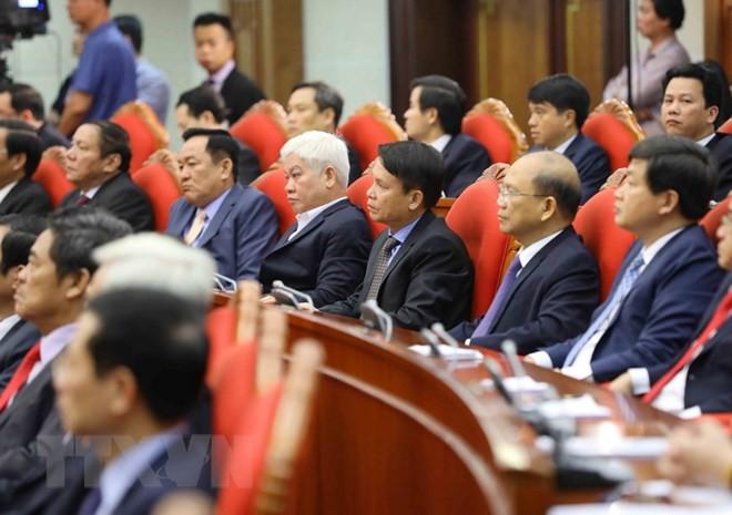 Bế mạc Hội nghị Trung ương 8: Đưa Việt Nam giàu lên từ biển ảnh 1