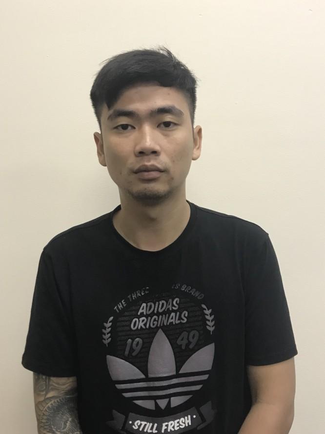 Đối tượng Ngô Xuân Tùng.