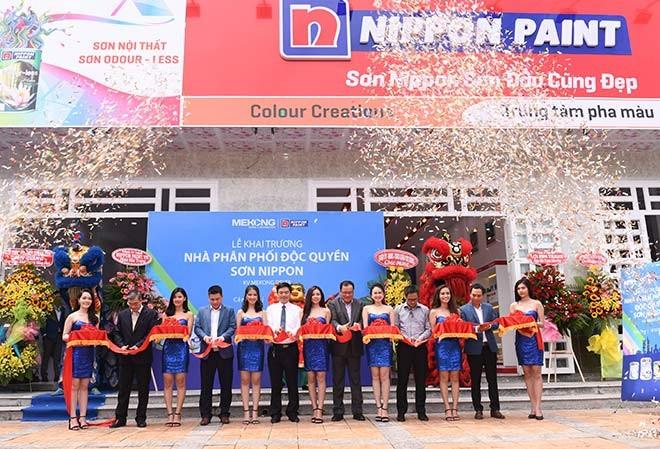 Mekong Retail & Distribution - Nhà phân phối độc quyền sơn Nippon khu vực ĐBSCL - 2