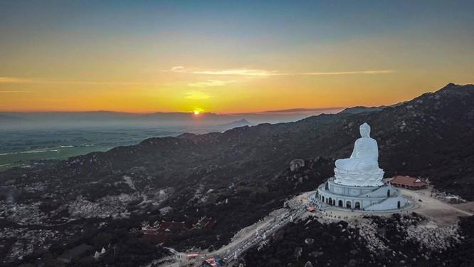 Bình Định: Triển khai Khu dân cư dọc tuyến đường nối từ đường trục Khu kinh tế đến Khu tâm linh Chùa Linh Phong ảnh 1
