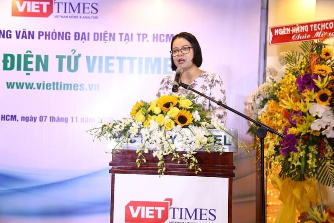 VietTimes chính thức khai trương Văn phòng đại diện tại Tp. HCM ảnh 6