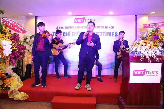 VietTimes chính thức khai trương Văn phòng đại diện tại Tp. HCM ảnh 13