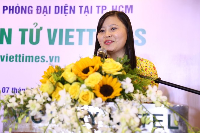 VietTimes chính thức khai trương Văn phòng đại diện tại Tp. HCM ảnh 5